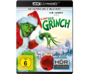 Der Grinch (4K Ultra HD) [Blu-ray]