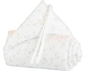 perlgrau Punkte wei/ß babybay Nestchen Piqu/é passend f/ür Modell Original