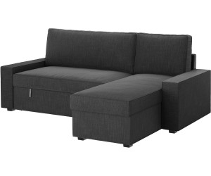 ikea vilasund bettsofa recamiere ab 649 00 preisvergleich bei. Black Bedroom Furniture Sets. Home Design Ideas