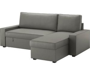 ikea vilasund bettsofa recamiere ab 649 00 preisvergleich bei. Black Bedroom Furniture Sets. Home Design Ideas