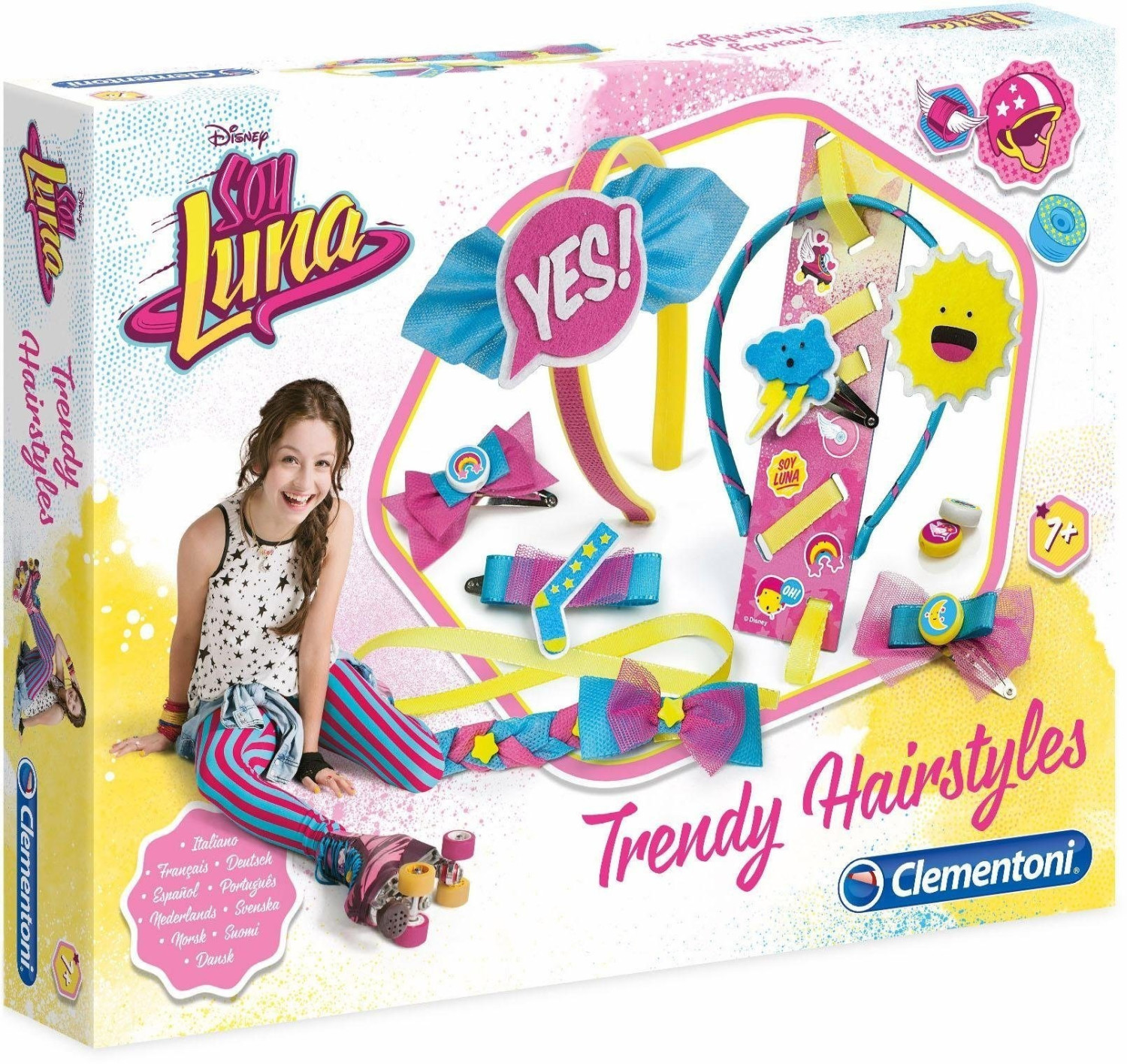 Clementoni Soy Luna Hairstyling