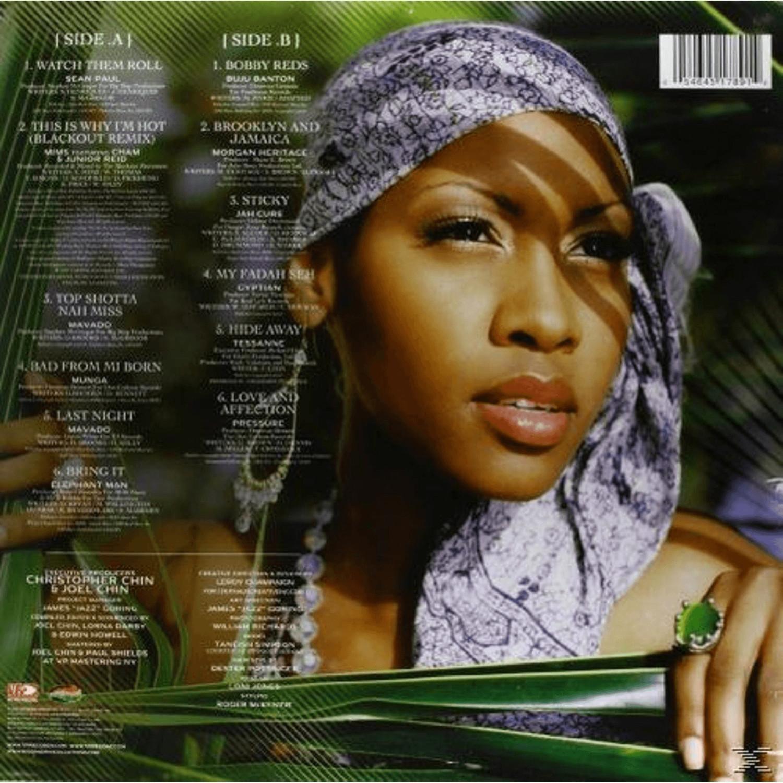 Various - Reggae Gold 2007 - (Vinyl)