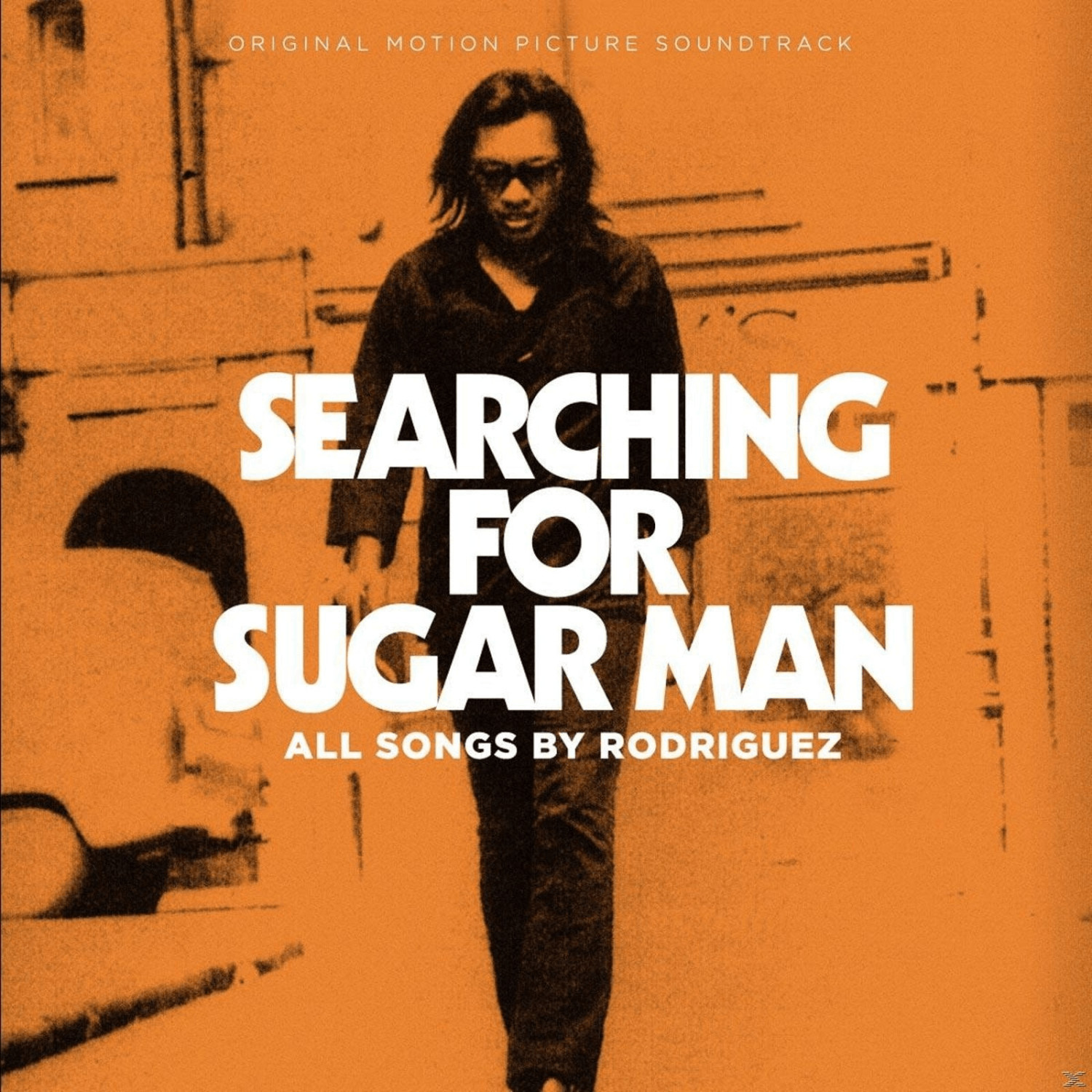 Rodriguez - SEARCHING FOR SUGAR MAN (ORIGINAL S...