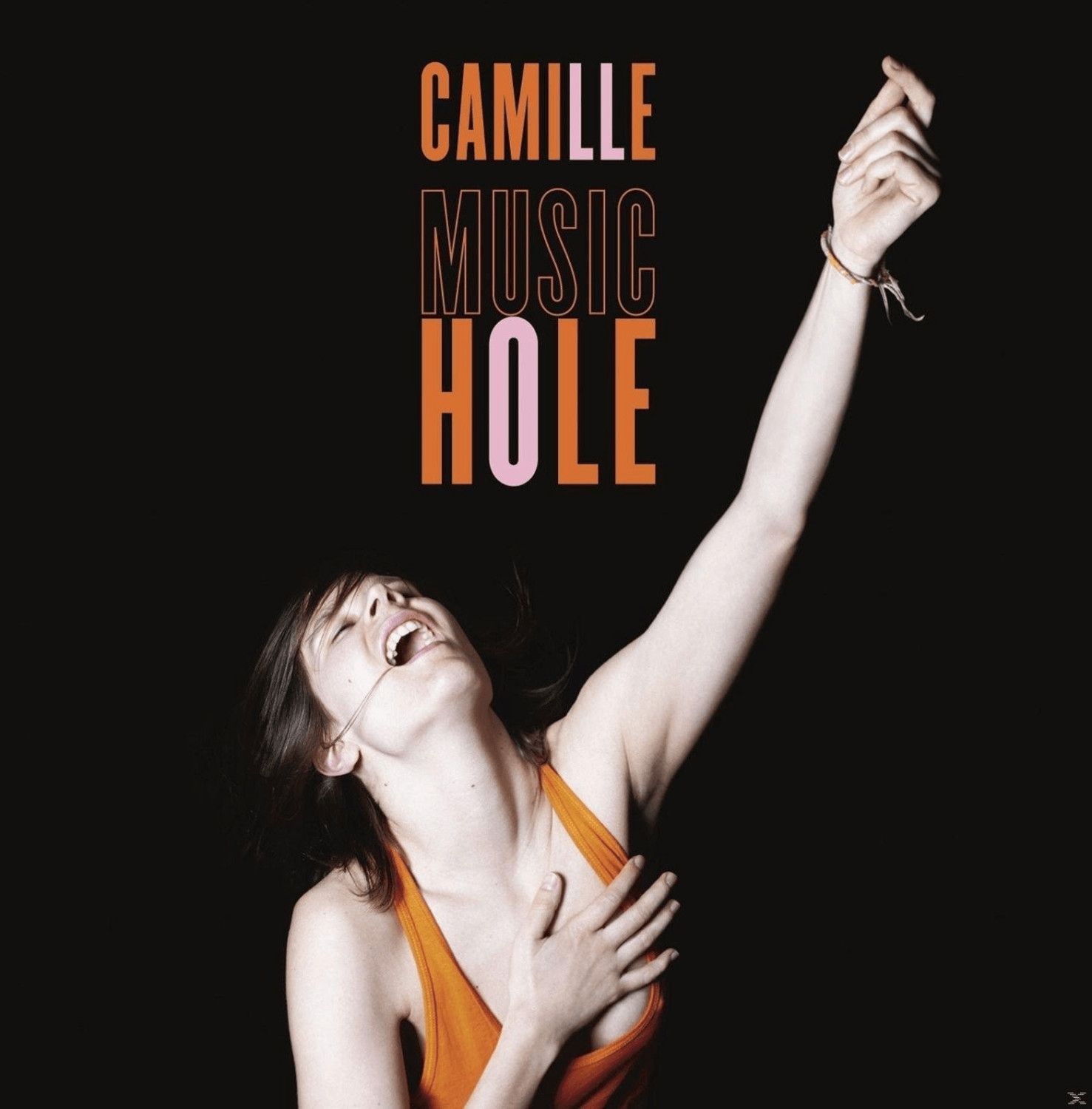 Camille - Music Hole (2LP+CD) - (Vinyl)