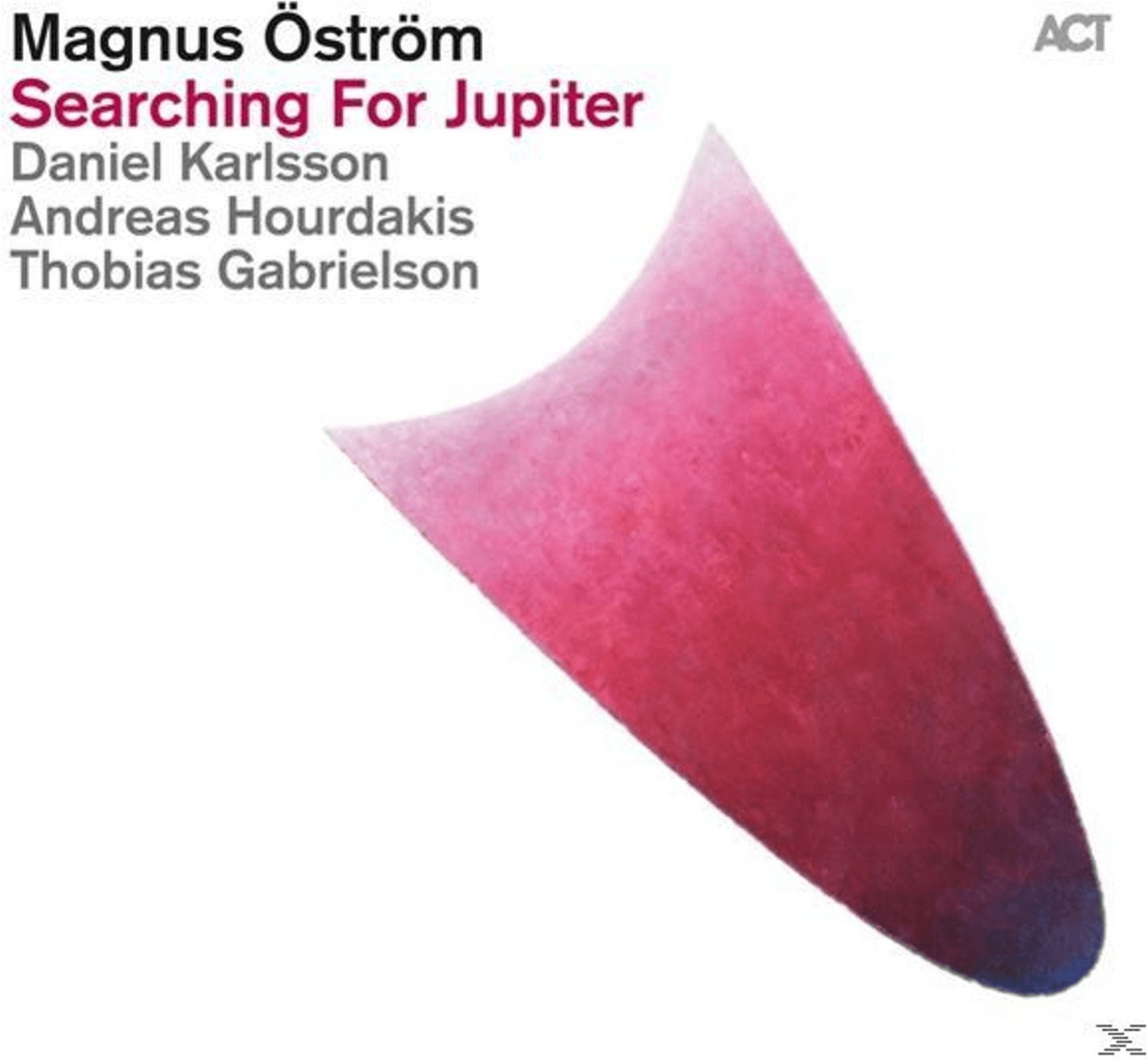 Magnus Öström - Searching For Jupiter - (Vinyl)
