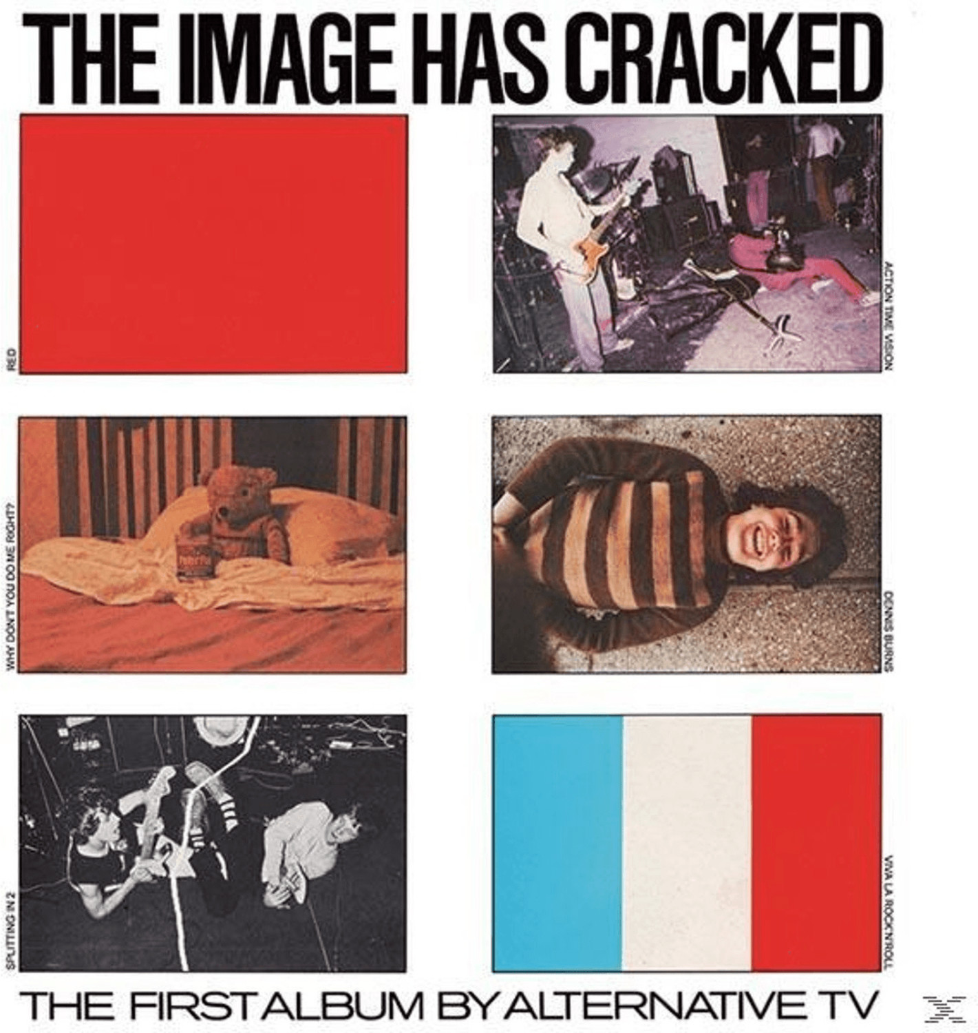 Alternative Tv - The Image Has Cracked - (Vinyl)