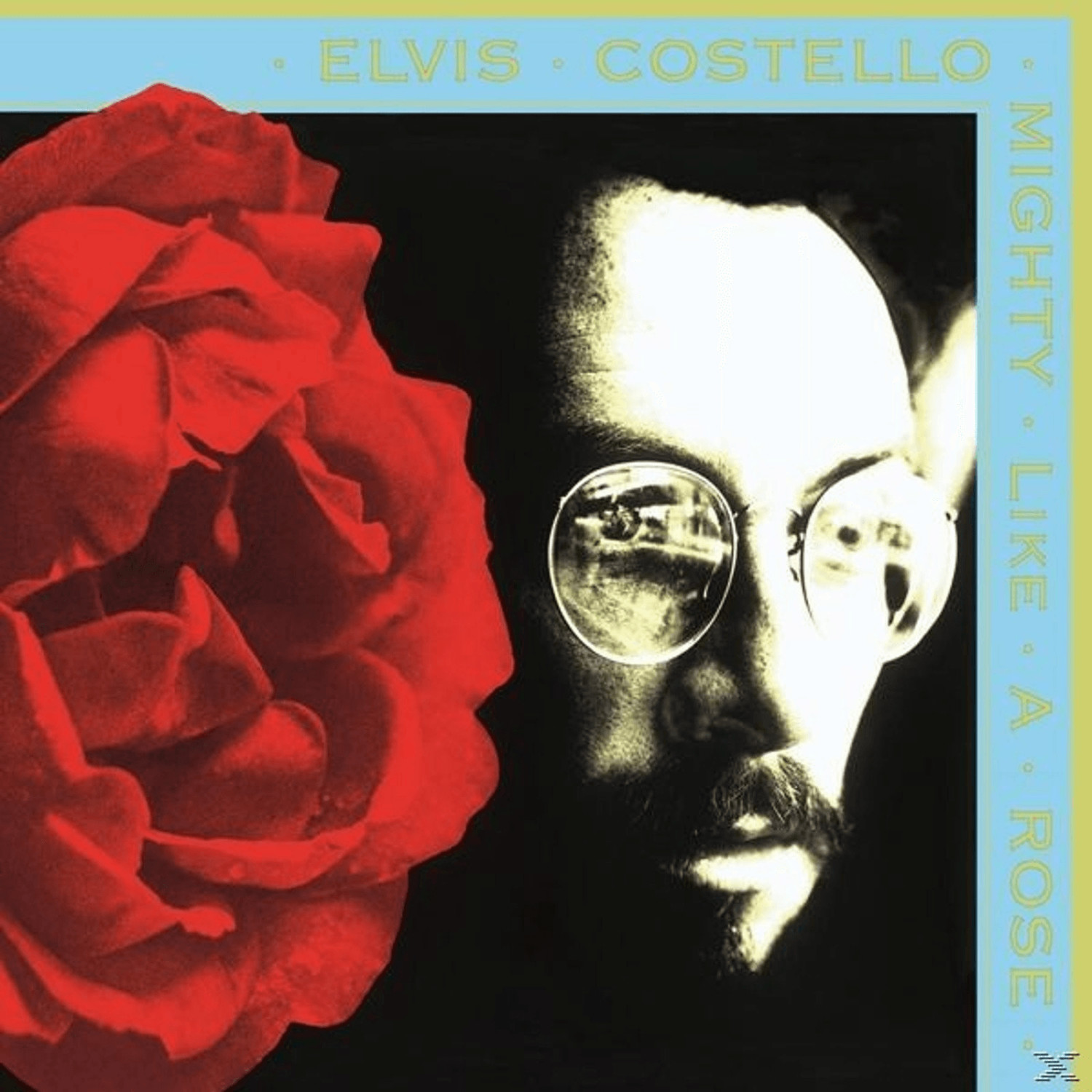 Elvis Costello - Mighty Like A Rose - (Vinyl)