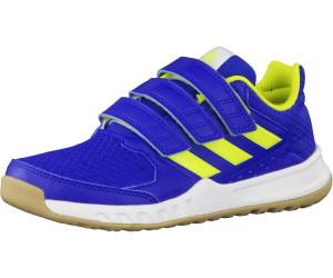 406d06b7657af6 Adidas FortaGym CF K collegiate royal semi solar yellow footwear ...