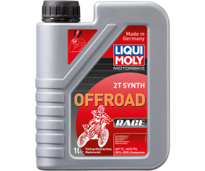 liqui moly motorbike 2t synth offroad race 1 l ab 10. Black Bedroom Furniture Sets. Home Design Ideas