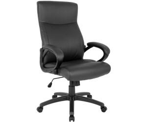 SixBros. Bürostuhl Chefsessel HLC-0311-1/1982 schwarz