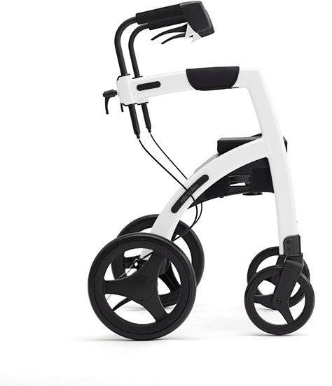Topro Rollz Motion 2 Rollator und Rollstuhl 2in...