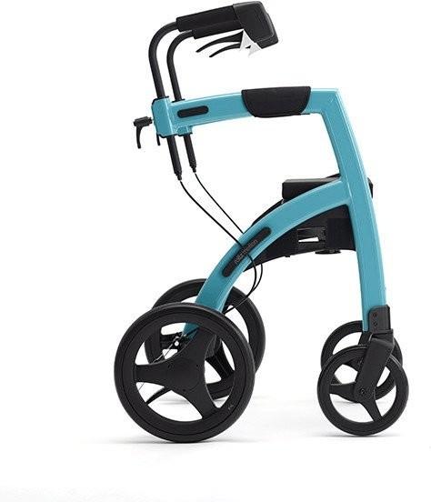 Topro Rollz Motion 2 Rollator und Rollstuhl 2in1