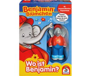 Benjamin Blümchen - Wo ist Benjamin? (40580)