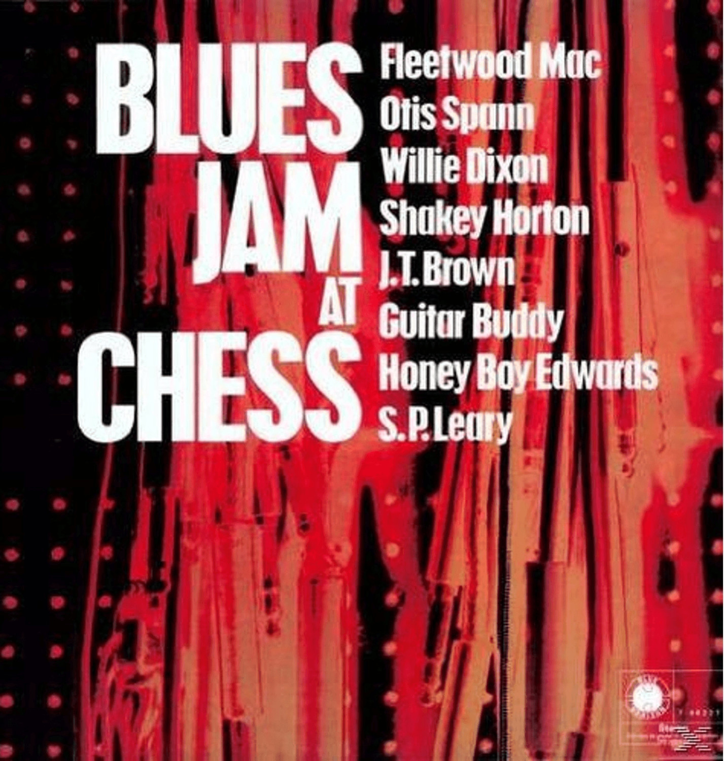 VARIOUS - Blues Jam at Chess - (CD)