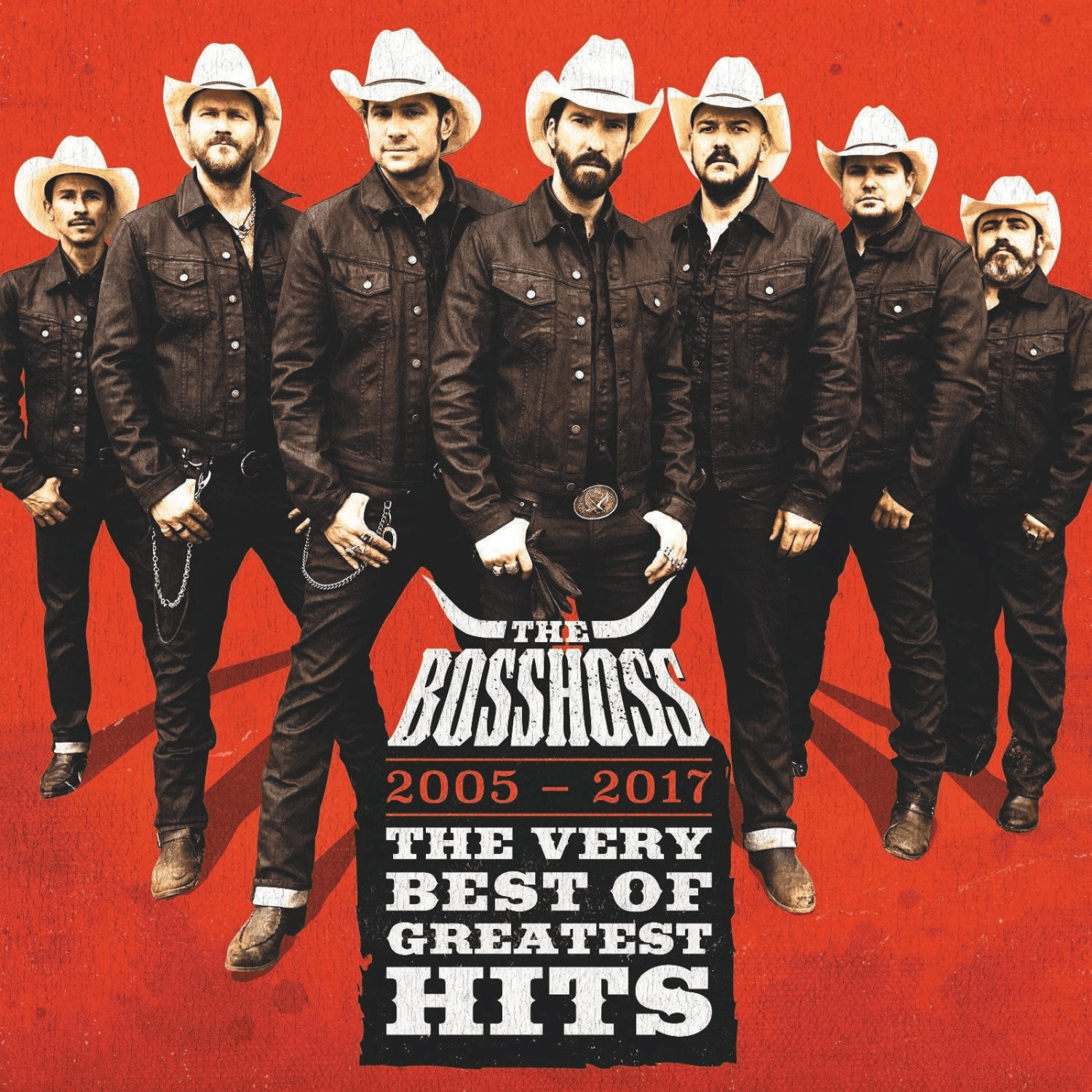 The BossHoss - The Very Best Of Greatest Hits (...