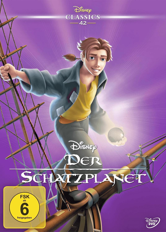 Disney Classics - Der Schatzplanet [DVD]
