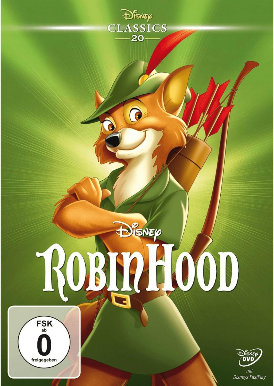 Disney Classics - Robin Hood [DVD]