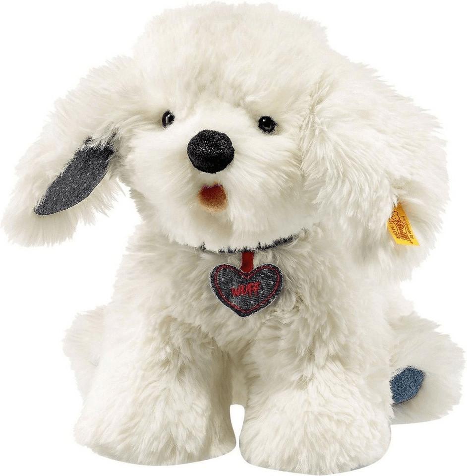 Steiff Denim Darlings Wuff Hund 23 cm