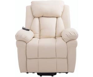 Homcom Sessel Mit Aufstehhilfe Creme 713 013cw Ab 35696