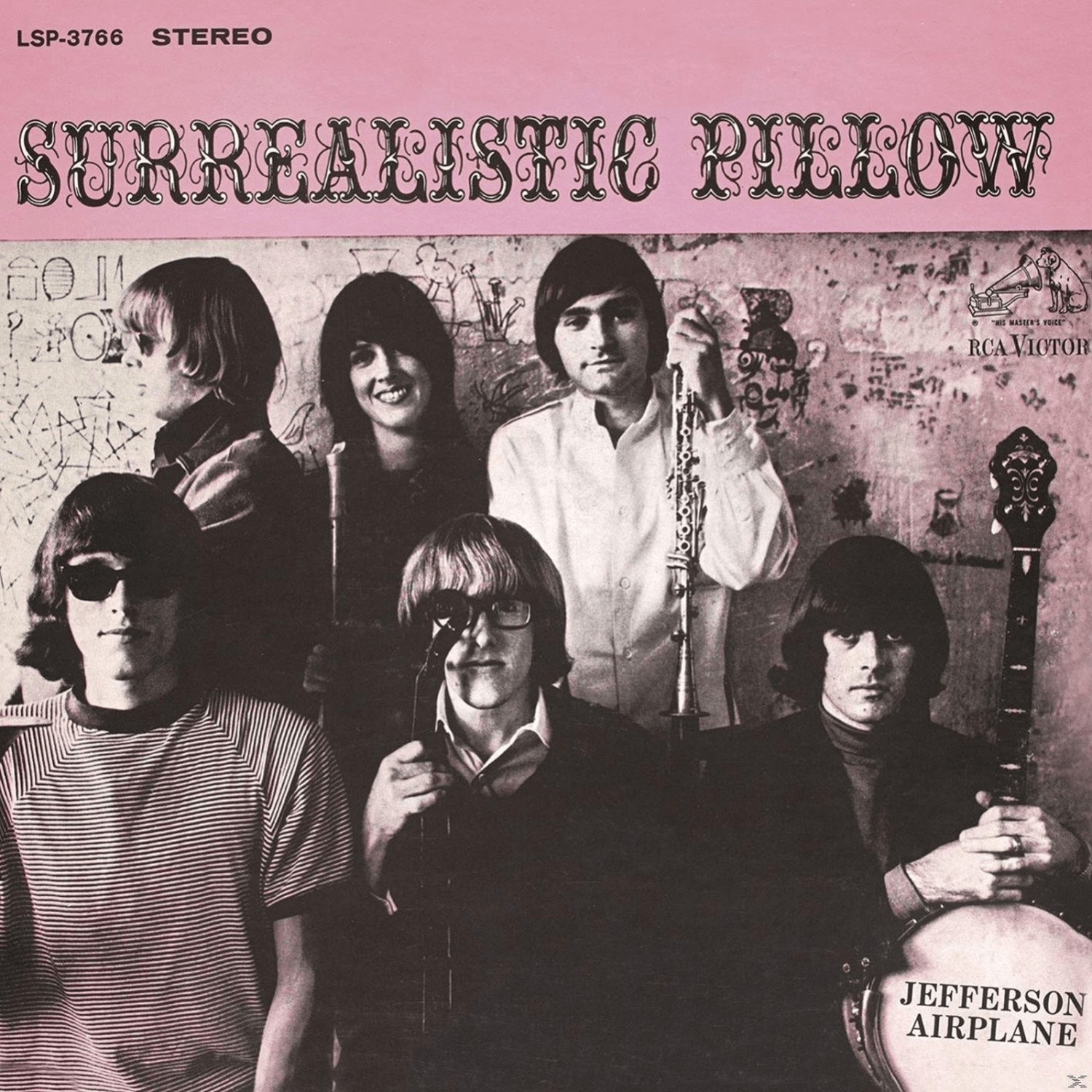 Jefferson Airplane - Surrealistic Pillow (Limit...