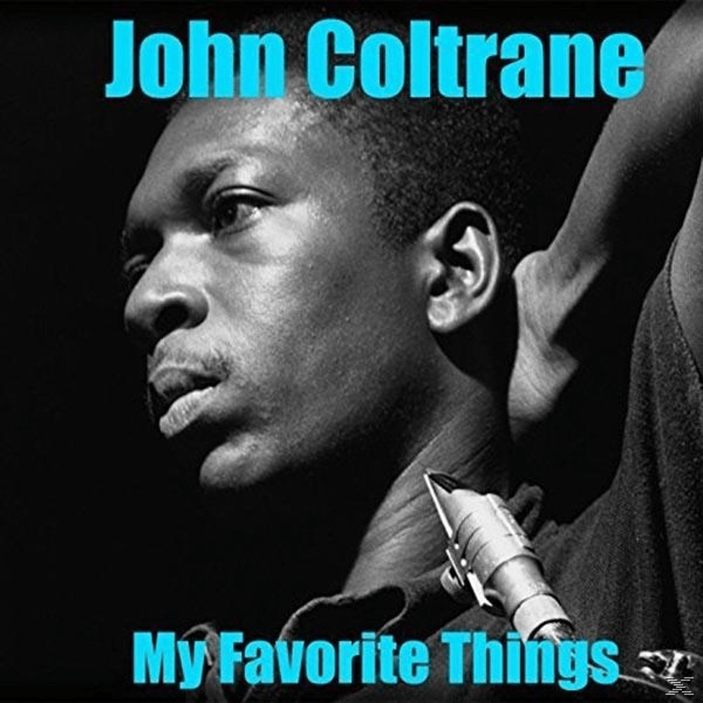 John Coltrane - My Favorite Things - (Vinyl)