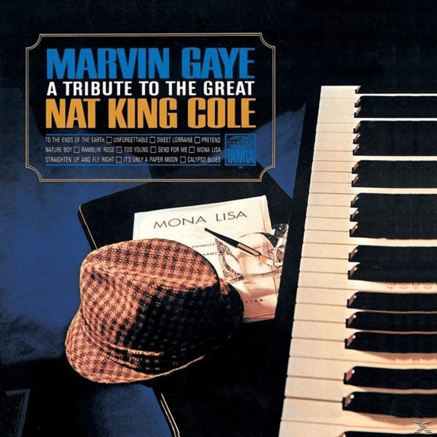 Marvin Gaye - A Tribute To The Great Nat King C...