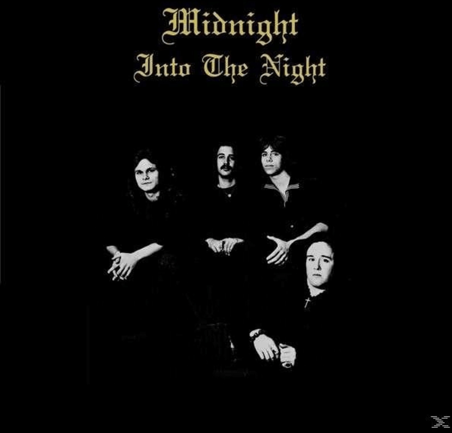 Midnight - Into The Night - (Vinyl)
