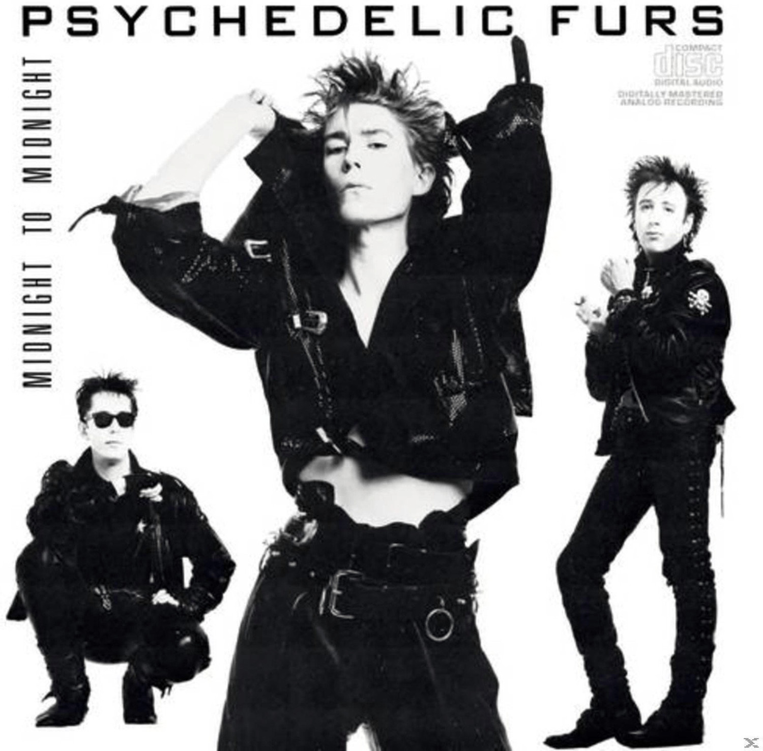 The Psychedelic Furs - Midnight To Midnight (Re...