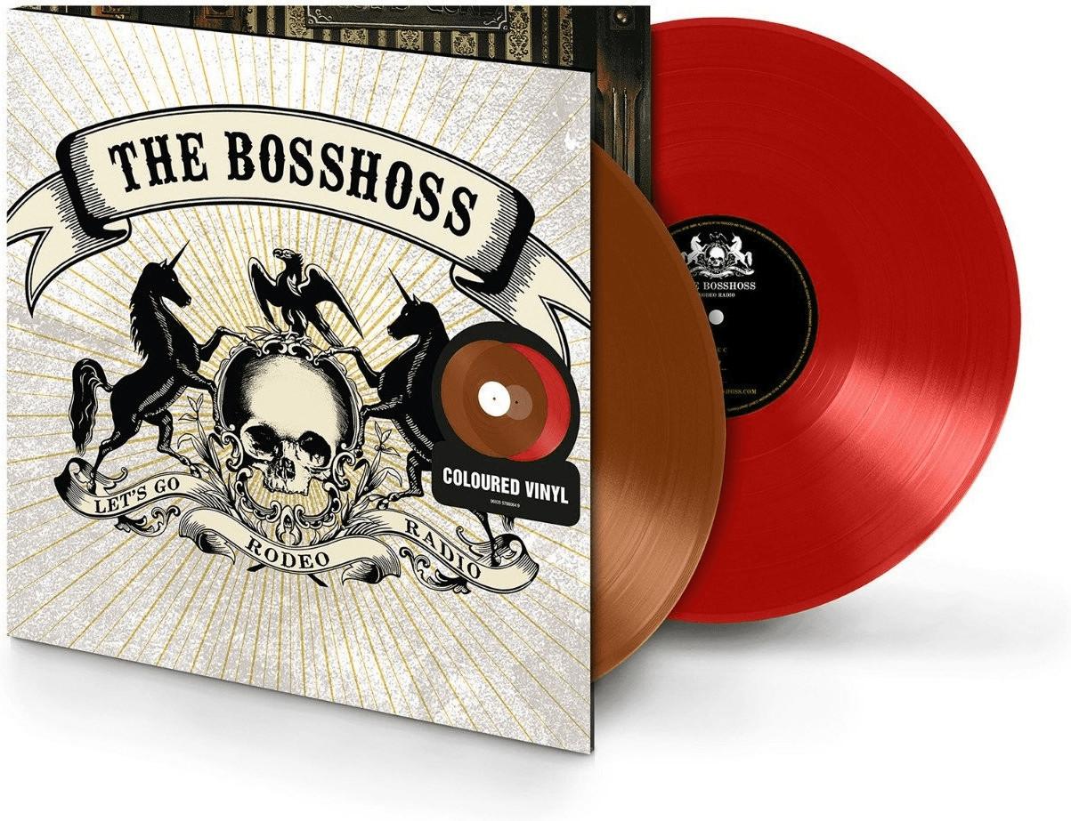 The Boss Hoss - Rodeo Radio (braun transparent)...