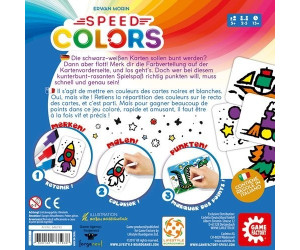 Speed Colors (646193) ab 12,54 € | Preisvergleich bei idealo.de