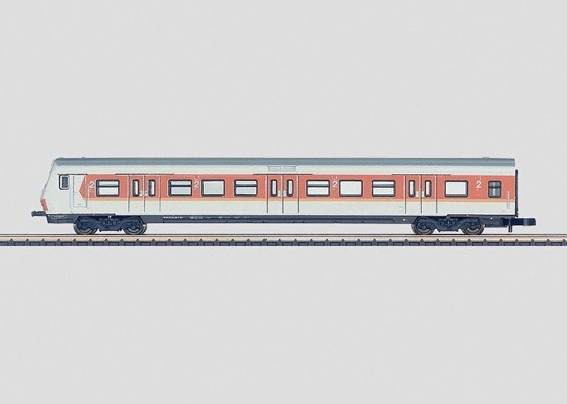 Märklin S-Bahn-Wagen (87991)