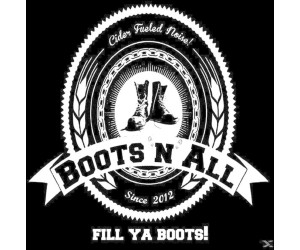 Image of Boots N All - Fill Ya Boots! - (Vinyl)