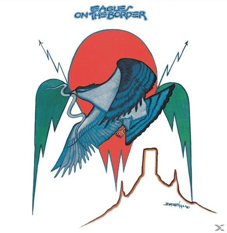 Eagles - On The Border - (Vinyl)