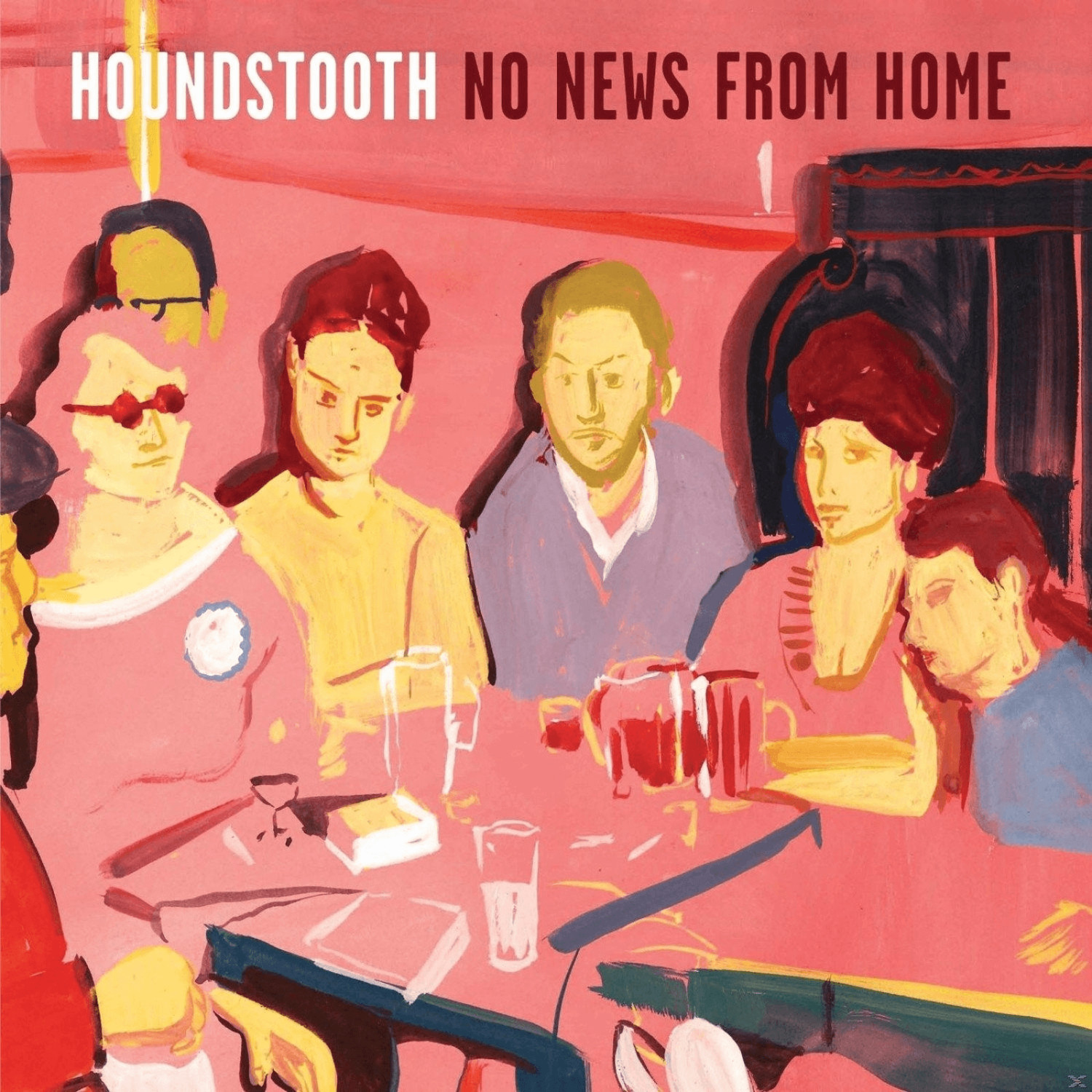 Houndstooth - No News From Home - (Vinyl)