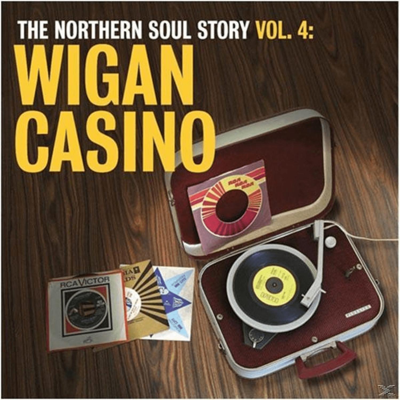 VARIOUS - Northern Soul Story Vol.4 - (Vinyl)