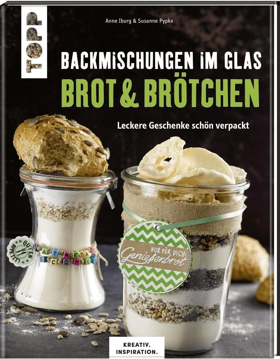 Backmischungen im Glas - Brot und Brötchen (KRE...