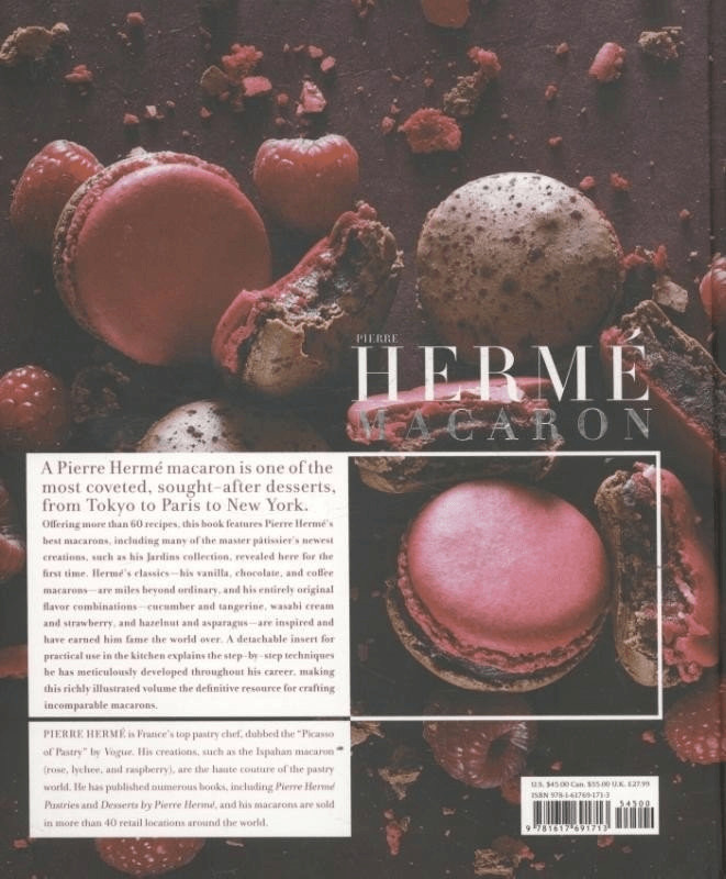 Pierre Hermé´s Macarons