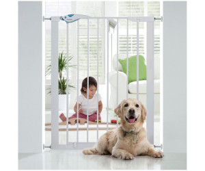 Buy Lindam Easy Fit Alarm Stair Gate From 34 99 Compare Prices On