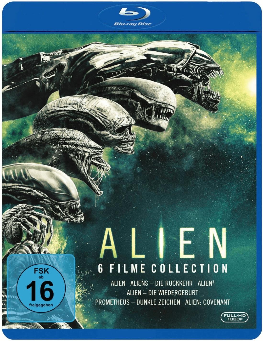 Alien - 6-Film Collection