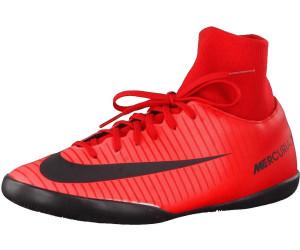 Nike MercurialX Victory VI Dynamic Fit IC Halle Kinder rot-schwarz 33,5