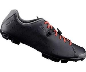 Shimano XC5 bike shoes black