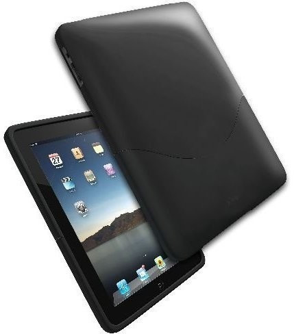 Image of ifrogz Luxe Case iPad black (IPAD-LUX-BLK)