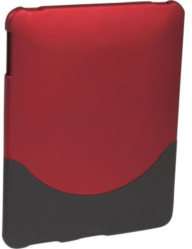 ifrogz Luxe Case iPad rot (IPAD-LUX-RED/BLK)