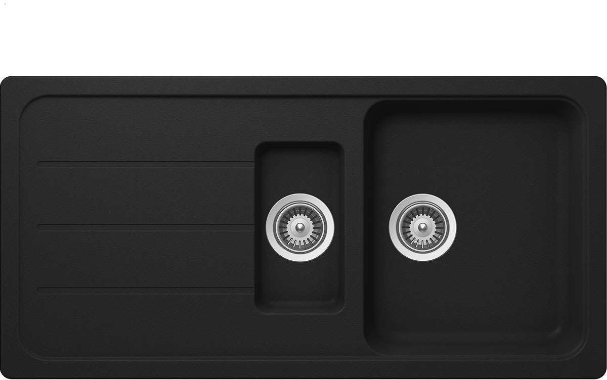 Schock Formhaus D-150 L A onyx