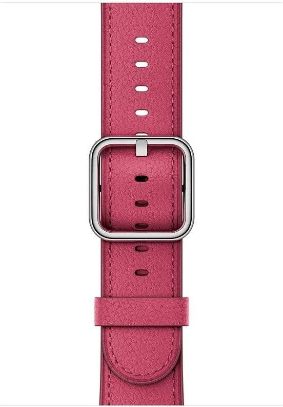 Apple 42mm reloj clásico fucsia