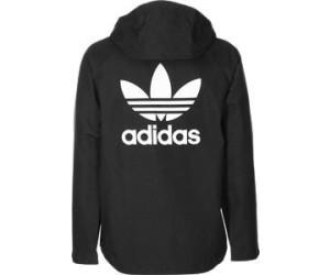 Adidas Trefoil Hard Shell Jacket black ab 79,95 € | Schnelle