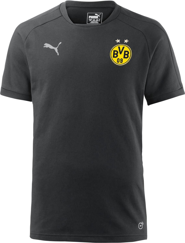 Puma BVB Casual T-Shirt puma black