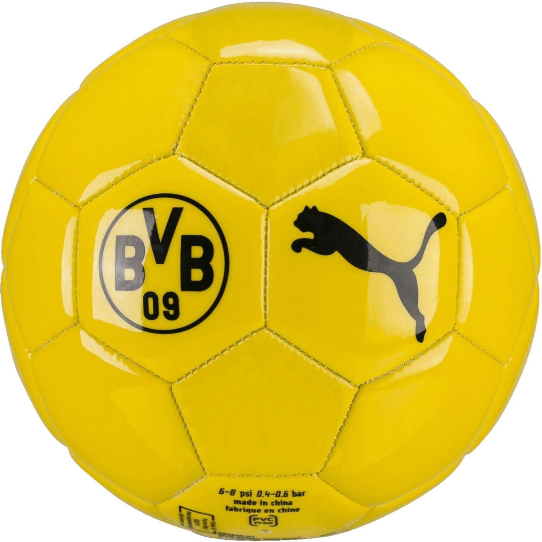 Puma BVB Mini Ball Emma cyber yellow/puma black