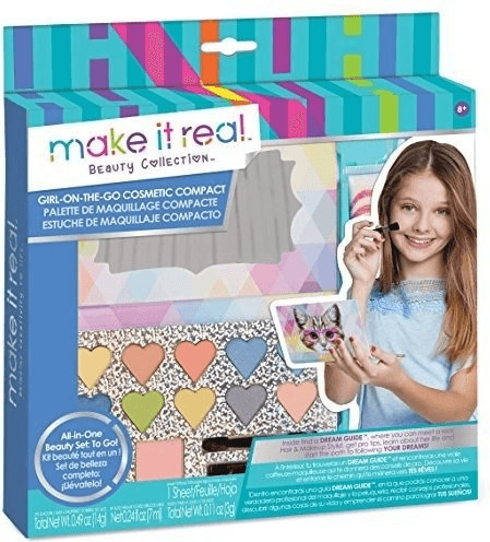 Make it Real Girl-on-the-Go Compact Kosmetik Set