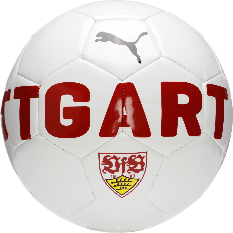 Puma VfB Stuttgart Fan Ball puma white/ribbon red
